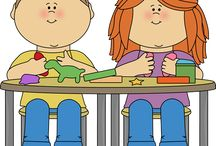 Classroom Clip Art / by Lorie Muharsky