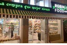 Nuestras tiendas / Además de nuestra tienda online, en la calle Rodriguez San Pedro 21 de Madrid hemos abierto nuestro primer supermercado. Nueva tienda en Madrid. C/ Fernan Gonzalez 41. Madrid (zona Retiro)