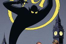 """E.P.  Jacobs / Edgard P. Jacobs (1904-1987) dessinateur belge Créateur de  """"Blake & Mortimer"""" Collaborateur d'Hergé de1943 à 1947  Voir la suite des Aventures de B. & M.  dans le tableau  BD francophone"""