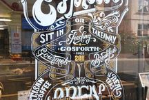 Amazing Lettering / by Victor André Cavero