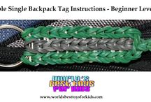 Rainbow Loom Rubber Band Videos / Cool videos on Loom Rubber Bands