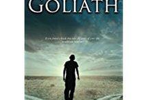 My first novel David's Goliath