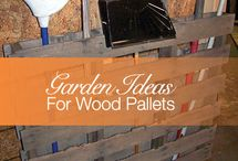Pallets and more Pallets