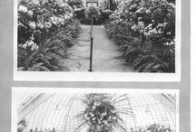 Serre du parc La Fontaine / Photos de l'extérieur et de l'intérieur de la serre du parc La Fontaine