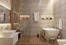Bathrooms..