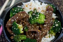 Dinner Recipes: Beef / Easy recipes using beef that are perfect for busy weeknights!