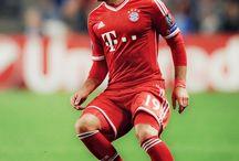Die Roten / Bayern Munich FC
