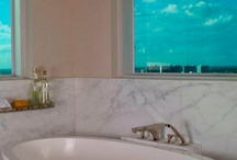 T and L Bathtubs in private residences / Our bathtubs are enjoyed in private residences around the world. Soak up the luxury in your own home!