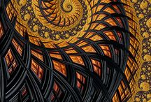 Fractal Art / Collection of Fractal Art available in my Gallery---Makes Great phone Cases!  ;) / by Richard Oles