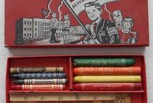 Vintage crayons / by Joe Gulick