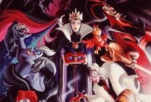Disney villians