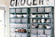 Kitchen & Pantry / by Kadee Gray