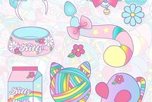 Stickers Pack ● ㅅ ●