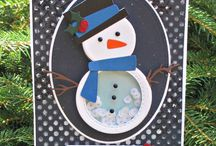 Card Ideas with A Jillian Vance Design / Our friends from A Jillian Vance Design are helping us collect the best paper craft ideas that use their products. These free projects will inspire you to start paper crafting today! / by AllFreePaperCrafts