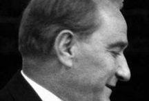 Mustafa Kemal Atatürk / Ne Mutlu Türk'üm Diyene