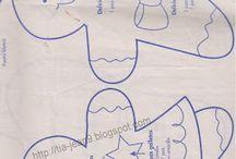 patrones y láminas decoupage