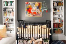 bedroom/ baby boy