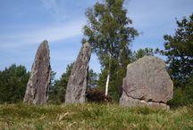 mégalithe standing stone