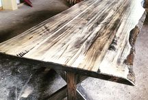 roustic table