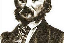 Edouard-Léon Scott de Martinville / Édouard-Léon Scott de Martinville est un ouvrier typographe, libraire et écrivain français, inventeur du phonautographe.