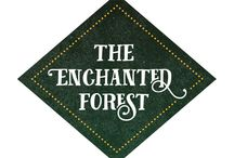 The Enchanted Forest 2016 / For many years the enchanted forest has been left untouched, unseen by the human eye and unexplored at all. During December 2016 8 Northumberland Avenue are pulling apart the branches and encouraging you to delve down into this magnificent forest.