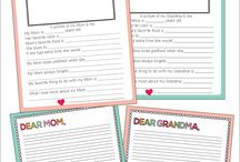 Mother's Day / Mother's Day Ideas, DIY & Gifts