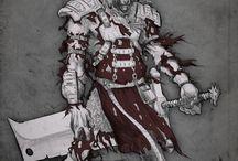 Fantasy - Worgens / Werewolfs