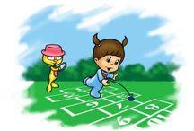 Juegos tradicionales / Un rincón para recordar y poner en práctica los #juegos tradicionales