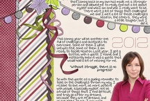 Simple Girl Scraps: Inspiring Pages / Layouts created with Simple Girl Scraps products! / by Theresa M Rogers