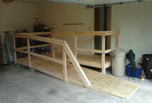 Garage ramps / by Ginger Marsh