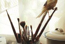 Esprit Peinture / Peintures, Pastels, accessoires '...  / by Virginie