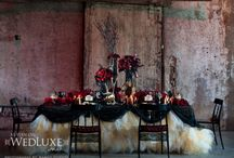 Halloween/Gothic Wedding / by Colleen Toliver