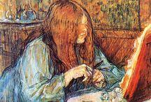 Henri de Toulouse Lautrec / French (1864-1901)