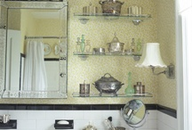 bathrooms / by Betsy Speert