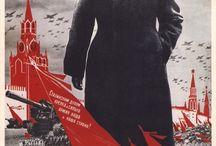 сталин, Ленин