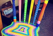 Classroom Furniture DIY / by Holley Adkins