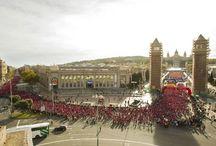Barcelona loves solidarity