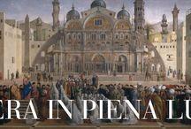 Brera in piena luce / Evento per celebrare la nuova illuminazione delle sale Napoleoniche della Pinacoteca. Martedì 10 febbraio, ore 18.00