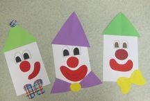 kreatív gyerekekkel / Gyerekekkel készült dekorációk