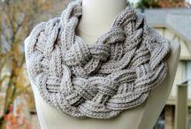 Cowls crochet