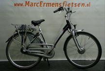 Gebruikte fietsen Marc Ermens fietsen Oploo / Gebruikte fietsen Marc Ermens fietsen.