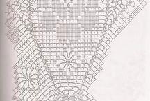 Filet - wzory