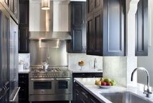 Kitchen Design Ideas / by Mane and Chic
