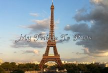 Vive la France! / European history, art galleries, museums, parks, gardens, Eiffel Tower, churches and cathedrals, cafes, people-watching - what more can I say about France? Click on any of the pins to read the full posts.