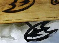 Logo Steak Branding Irons