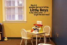 Kid's Room / by Suzan Gallegos Brumfield