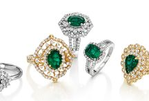 FOREVER PRECIOUS / Romance and splendor are evoked in this range of vibrant emerald and ruby jewelry. The natural gemstones come in a variety of hues. A collectible treasure, each piece is designed to reveal the unique beauty of these magnificent gemstones. Welcome to Alberto's Forever Precious Collection!