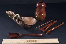 Wood / www.CalAuctions.com