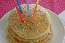 Birthday partays! / by Stevi Stripling