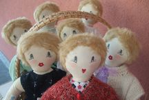 Pigotta dolls for Unicef / Each Pigotta doll save a life. Very simple dolls, with a GREAT HEART! In this board my Pigotta dolls, made with love.